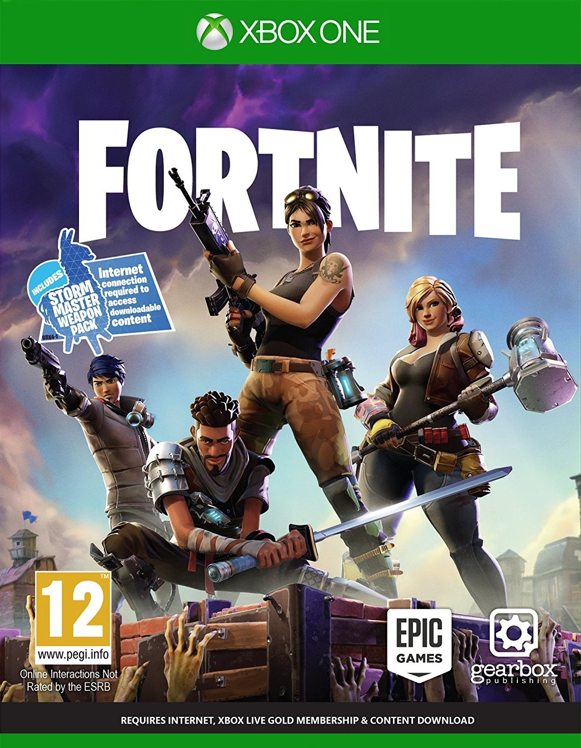 Fortnite (Xbox One)